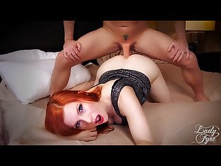 Screwing your boss 2 Cuckolding femdom by lady fyre