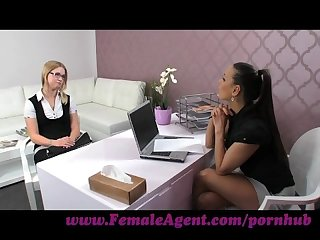 Femaleagent milf corrupts delicious 20 year old