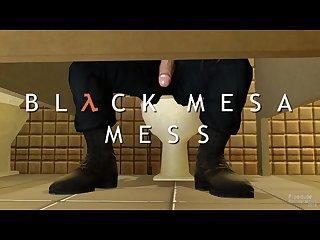 [SFM] Black Mesa Mess