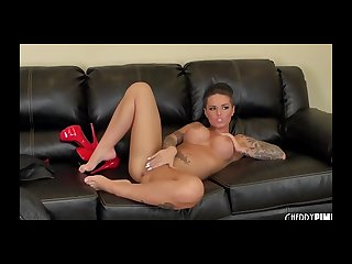Christy mack masturbating