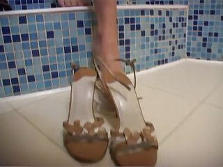 Vladmodel Marina shower