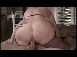 Vintage bbw anal