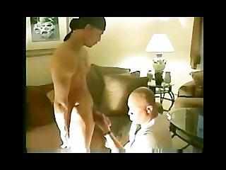 Nice quick blowjob