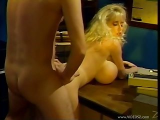 Classic porn Wendy whoppers office fun