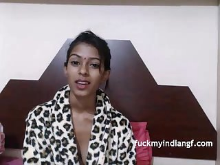 Beautiful indian gf on webcam