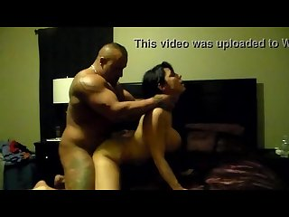 Bodybuilder fuck some lucky girl and creampie