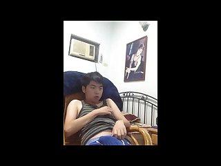 Taiwanese masturbation