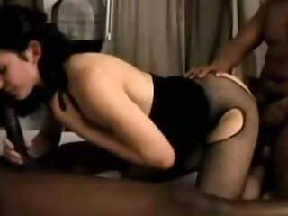 Wife wants a threesome with two black guys pt 4