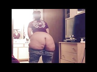 love randalin showin her fat greasy white ass full video