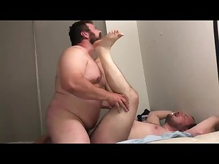 My hot cub boy getting excellently drilled filled by our fine sir friend