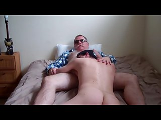 Hd redneck dad creams his boy prt1