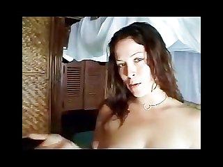 Alisha klass homemade anal tahitian tushi pt 1