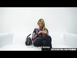 Super hot babe Anastasia masturbates to orgasm
