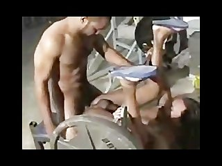 Rudy trigga gym fuck
