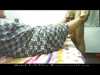 Desi mature indian Bhabhi playing youn devars hard dick