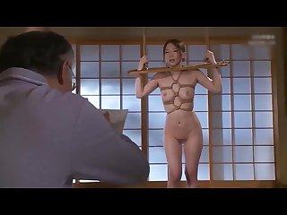Slender beautiful sex slave training
