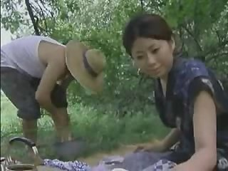 Old days of japan milf