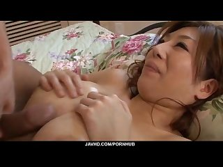 Serious asian fuck along busty mom naho hadsuki