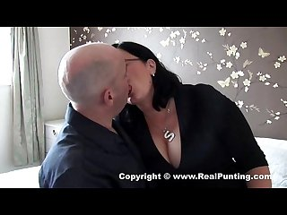 Bbw mum fucks for money part 1