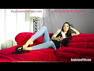 Kayla jane danger foot fetish q a