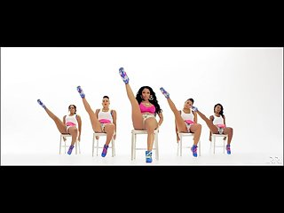 Nicki minaj anaconda porn music video irri