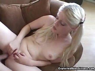 Babysitter charlotte stokely fucked