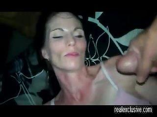 Fucking tight asshole skinny milf lynn