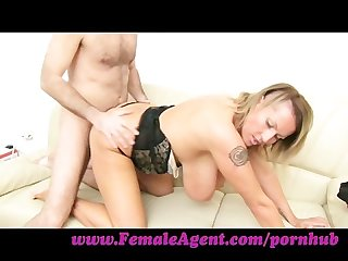 Femaleagent biggest breasts in hungary