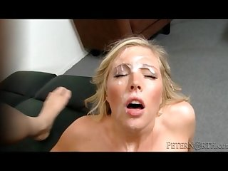 Samantha saint cumshot compilation part 1