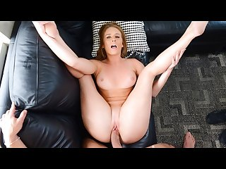 MyBabySittersClub - Big Booty BabySitter Gets Extra Cash For Her Ass