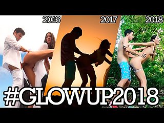 3 years fucking around the world compilation glowup2018