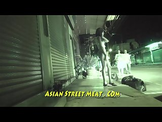 Manilla sweetie sells sex on street