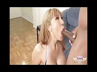 Ava devine with a black stud