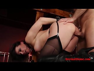 Dirty milf dana dearmond bound banged in bdsm session