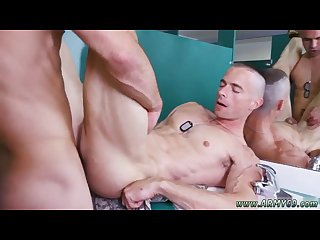 Military gay fun porn good anal training