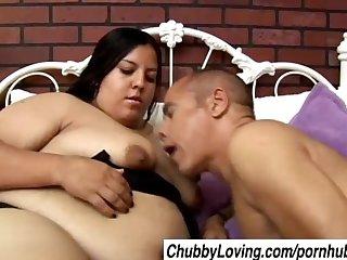 Vanesa is a big beautiful latina bbw who loves to fuck