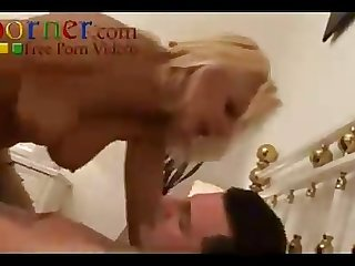 Horny italian mom anal with step son mother family