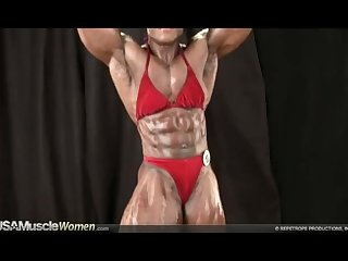 Nancy lewis contest shape flex