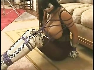 Superheroine summer cummings bondage