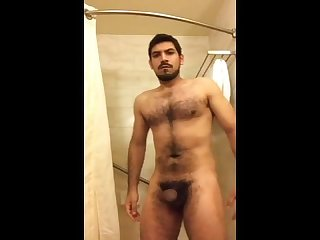 Mexican stud verbal shower