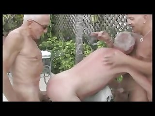 Oldermen threesome