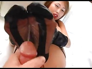 Asian kianna rht stocking cum