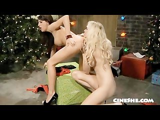 Holiday pussy Exchange kortney kane margo russo