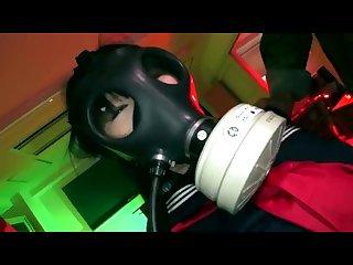 Doks 266 gas mask