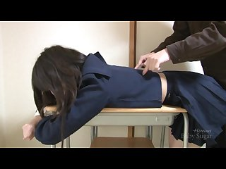 Japanese schoolgirl jk tickled