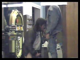 Spycam straight redneck blowjob buddies
