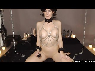 Kink submissive bdsm slave heather loves pain