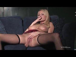 Hanna hilton smoking tease