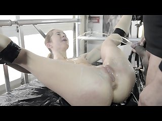 Dutch pornstar gymnast verona van de leur bdsm
