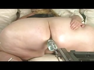 Ssbbw vs fuck machine